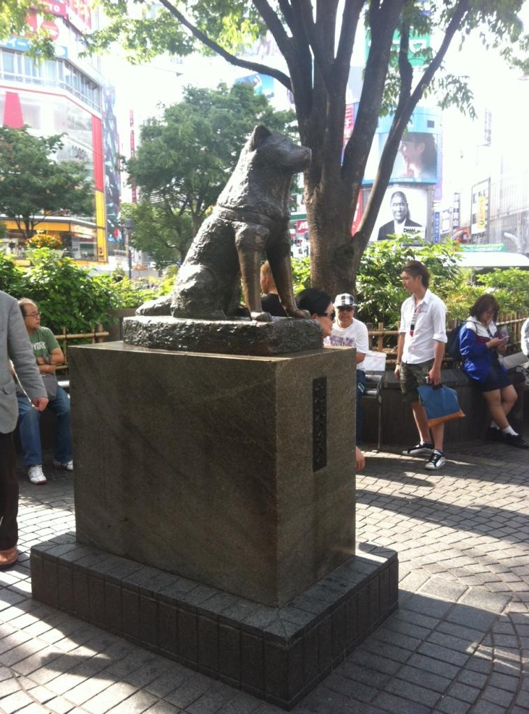 Statue of Hachiko