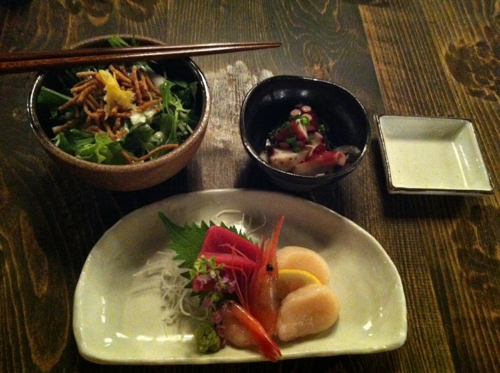 Tokyo restaurant