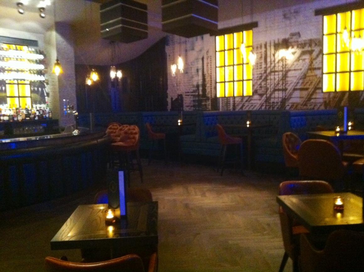 Manahatta Bar