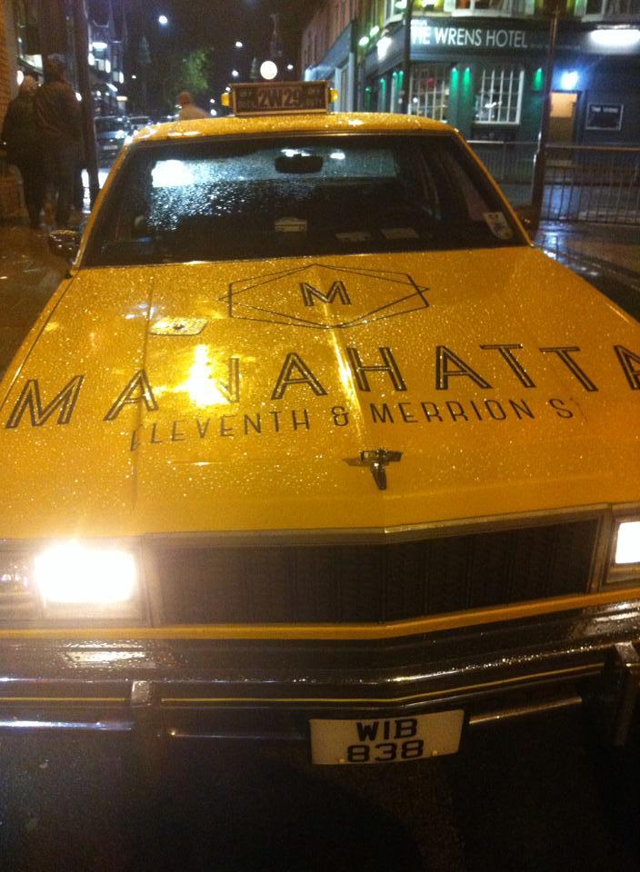 manahatta taxi